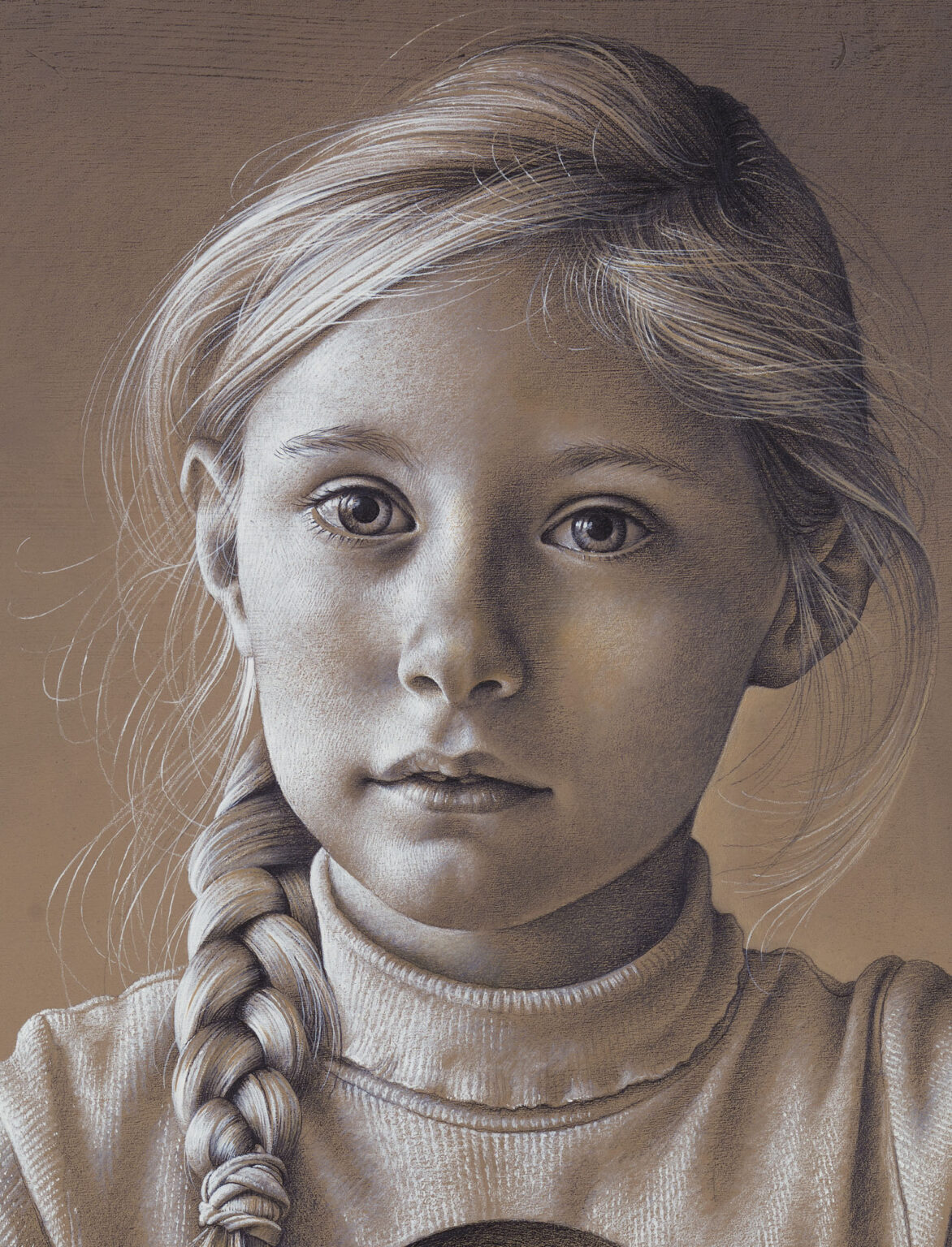 Childhood-Consecration-signed-limited-edition-print-detail 1-Miriam-Escofet